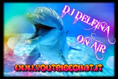 Photo of alle 21 la dj delfina con sua musica bella