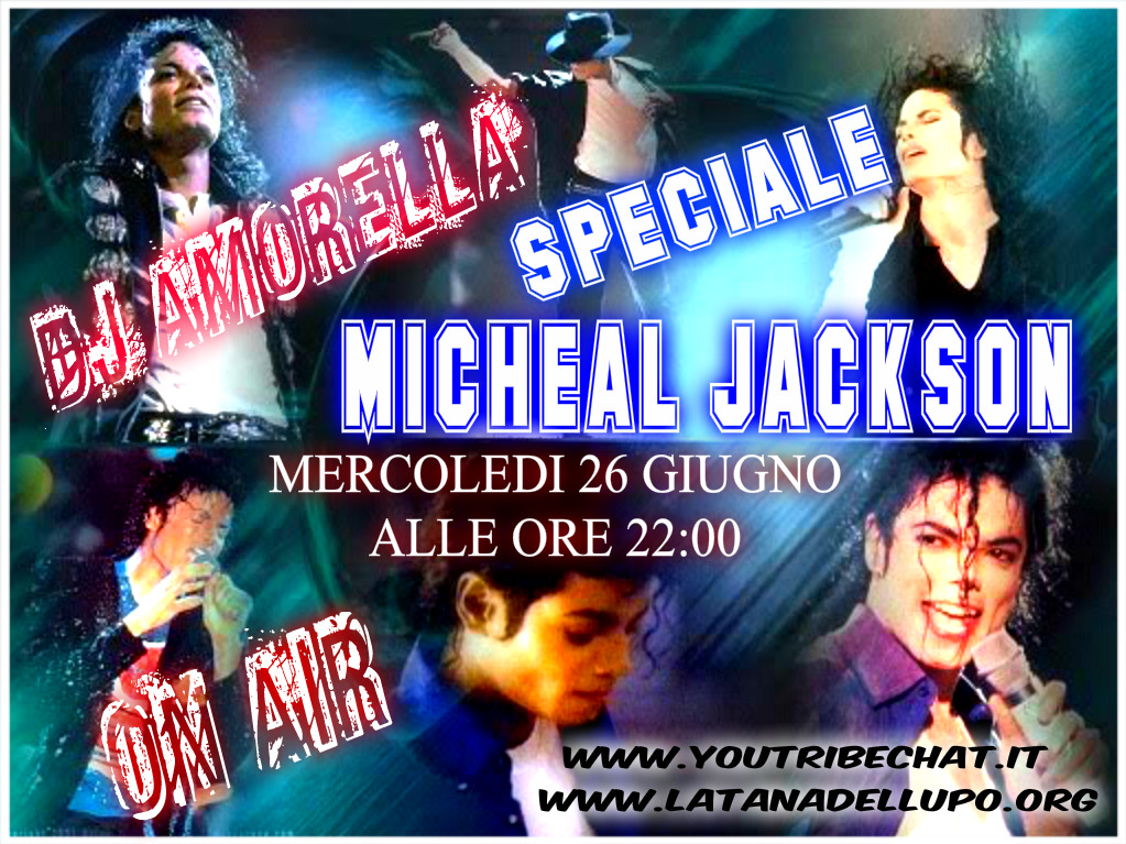 Photo of SPECIALE MICHEAL JACKSON